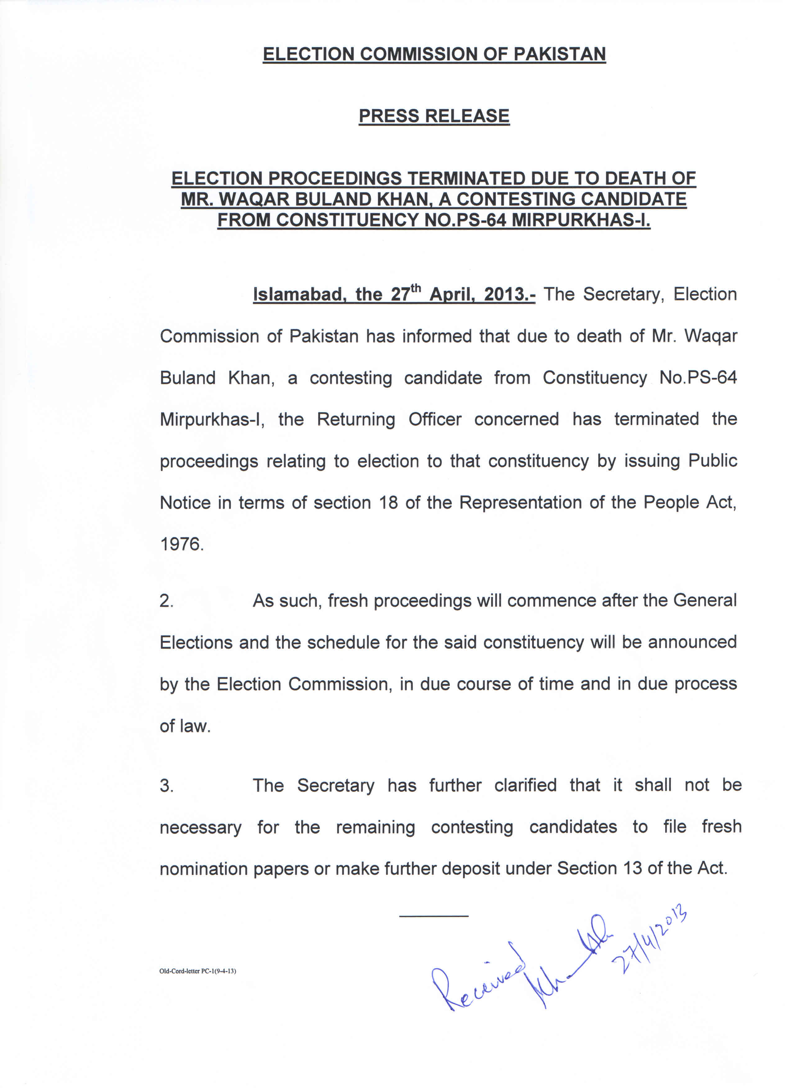 Candidates Election Commission Of Pakistan Guide And Ecp Wiring Diagram Rh Gov Pk Assets